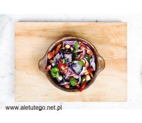 Przygotowywanie sałatek i inne prace produkcyjne w Holandii